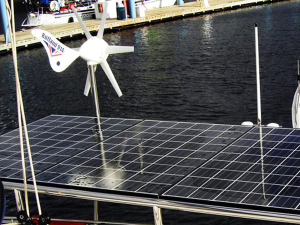 Boat Solar Installers
