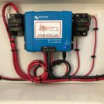 Solara Solar Panels with Victron Solar Controller