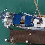 Hybrid Wind/Solar Installation